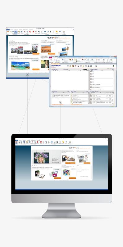 anwenderspezifische Individualsoftware für den Desktop - P.I.C.S