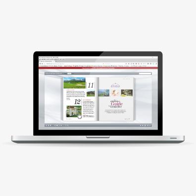 blättern.at - wir bringen Ihre Magazine und Kataloge online