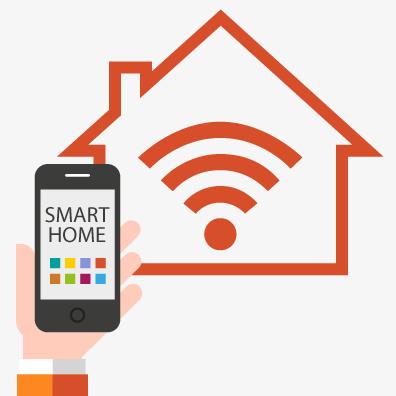 Das SmartHome erhöht den Komfort im Alltag