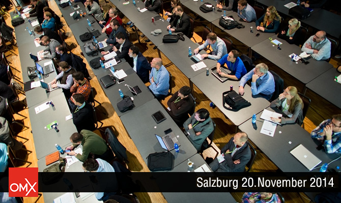 OMX - Marketing Konferenz Salzburg