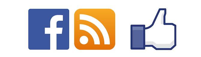 Tool: RSS-Feeds für Facbook-Seiten generieren