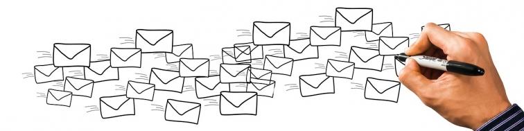 Gestaltung von Mailversand