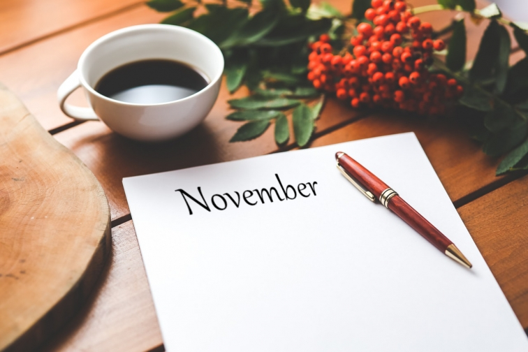PICS Blog - Contentideen für November